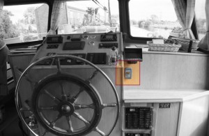Vehicle Suppression - Barge