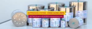 Suppression Systems - Stand Alone Units