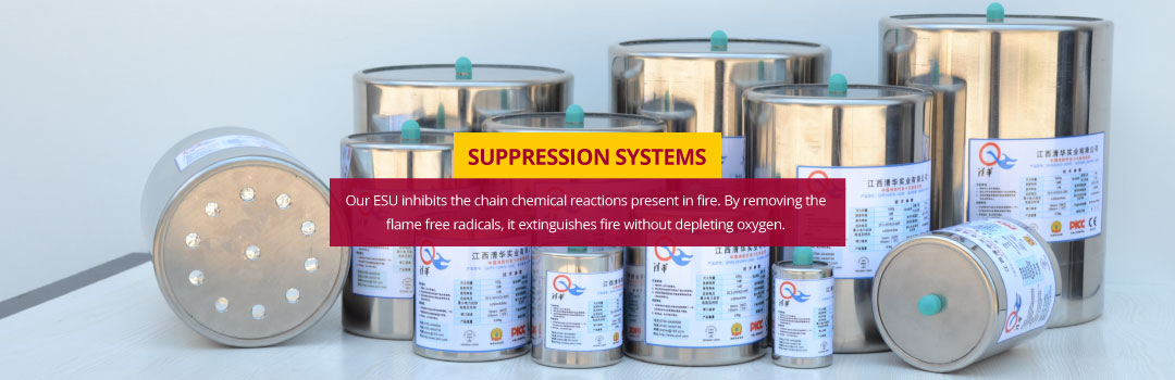 Fire Suppression System - Product Overview